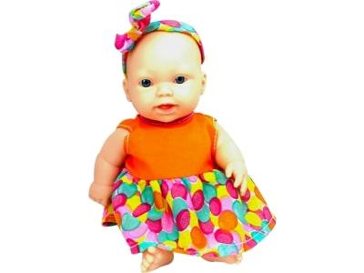 Boneca Bebê Bambolinha