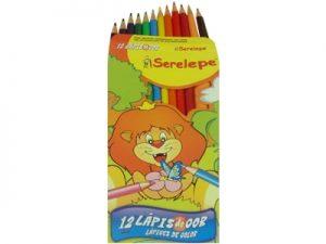 Lápis de Cor Serelepe Grande
