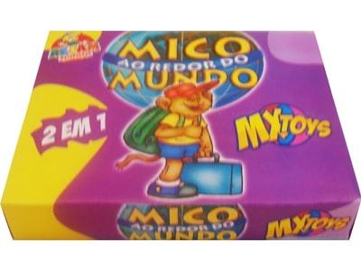 65503 – Jogo do Mico Mundo 12×15,5x3cm 10por10