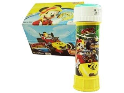 Bolha de Sabão Mickey Race