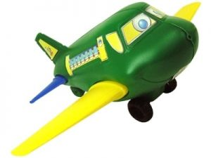 Avião Plástico