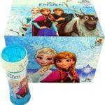 Bolha de sabão Frozen
