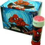 Bolha de Sabão Homem Aranha