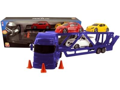 Carro Pollux Transcar