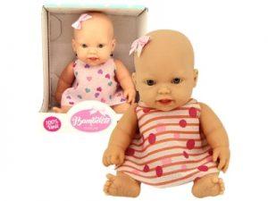 Boneca Bambolete Branca Na Caixinha