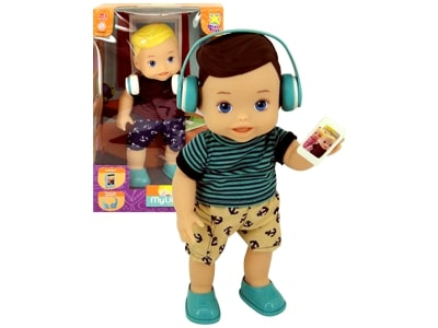 Boneco My Little Collection Boy