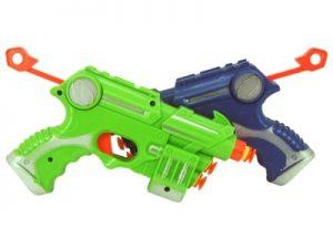 Pistola Lança Dardos