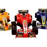 Super Carro Fórmula 1 a Fricção