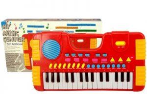 Teclado Musical Grande