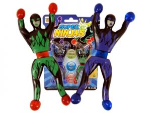 Boneco Super Ninja