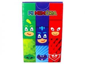 Jogo da Memória PJ Mask