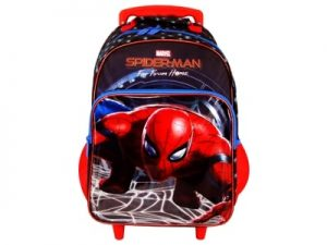 82572 – Mochila c/ Rodas Spider Man Filme