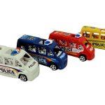 79593 – Carro a Fricção Police 6.5×13.5x5cm 3por10