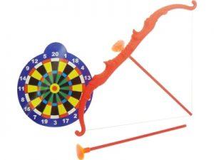01296 Arco e flecha C/Ventosa 32cm 4por10