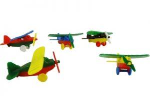 35985 – Avião Tequinho pct c/20 24x14cm 3por10