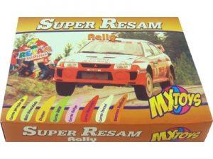 65506 – Jogo de Card Super Resan Rally 15,5x12x3cm 10por10