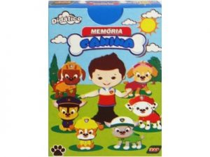 39790 – Jogo da Memória Canina