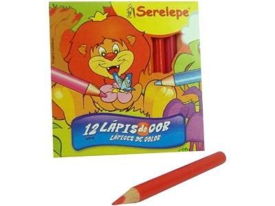 Lápis de Cor Serelepe Pequeno
