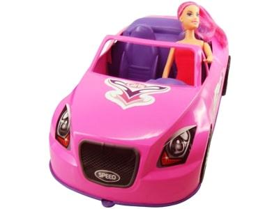 Sport Car Girl