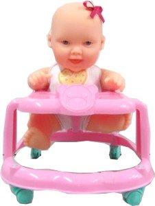 Boneca Mini Miudinhas Andador