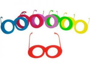 59092: Óculos Zoião 13,5 x 5,5 cm Pct c/ 6  2 por 10