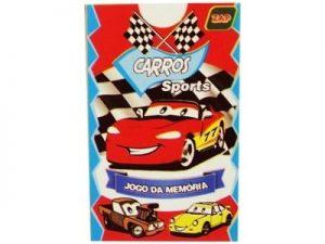 39739 – Jogo da memória Carros Sports