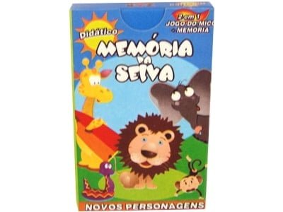 39720 – Jogo da memória da Selva