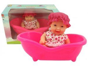Boneca Mini Miudinhas Banheira