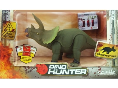 Dino Hunter Triceratopes