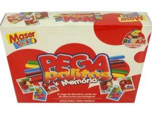 65399 – Jogo Pega Palitos e Memória 16x21cm6por10