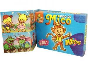 65518 – Jogo do Mico e Memória Azul 12×15,5x3cm 10por10
