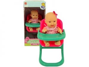 Boneca Mini Miudinha Papinha