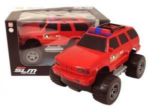 Carro Resgate Super Comandos