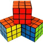 51629– Cubo Mágico Colorido 5x5cm 4por10