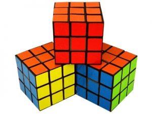11473 – Cubo Mágico Colorido 5x5cm 5por10