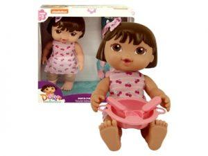 Boneca Dora Papinha