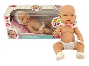 Boneca Pop Joy Baby Branca
