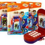 12001- Celular Hero Squad