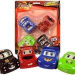 Kit Carro Fire Wheels c/ 4