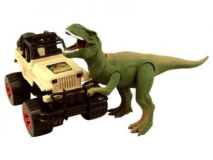 Jeep Tiranossauro Rex