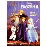 72594 – Livro Médio Ler e Colorir Frozen 2