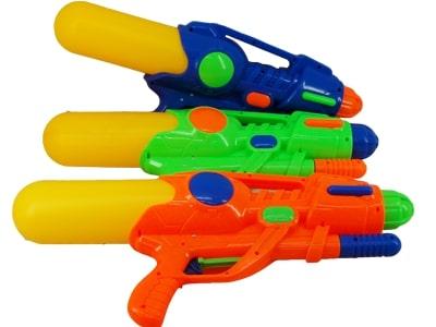 70376: Pistola de água grande  20.5 x 49.5 x 9 cm