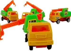 93607: Caminhão Truck a Fricção 9x5x4cm 5por10: