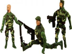01593: Soldado
