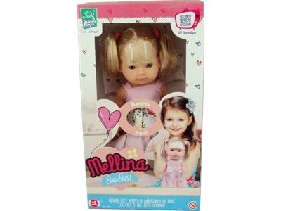 Boneca Mellina Dodói