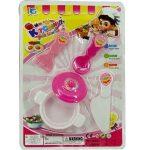 01696 Kit Panelinha na Cartela Mini Kitchen 3 por 12