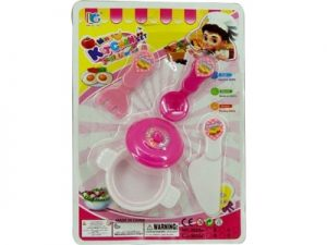 01696 Kit Panelinha na Cartela Mini Kitchen 3 por 12