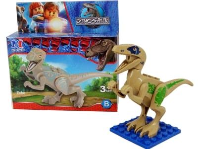 06200 Bloco Para Montar Dinossauro
