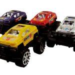 00227 Caminhonete Racer a Fricção
