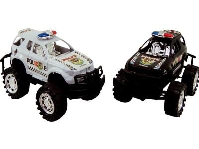 01011 Carro Policia a Fricção